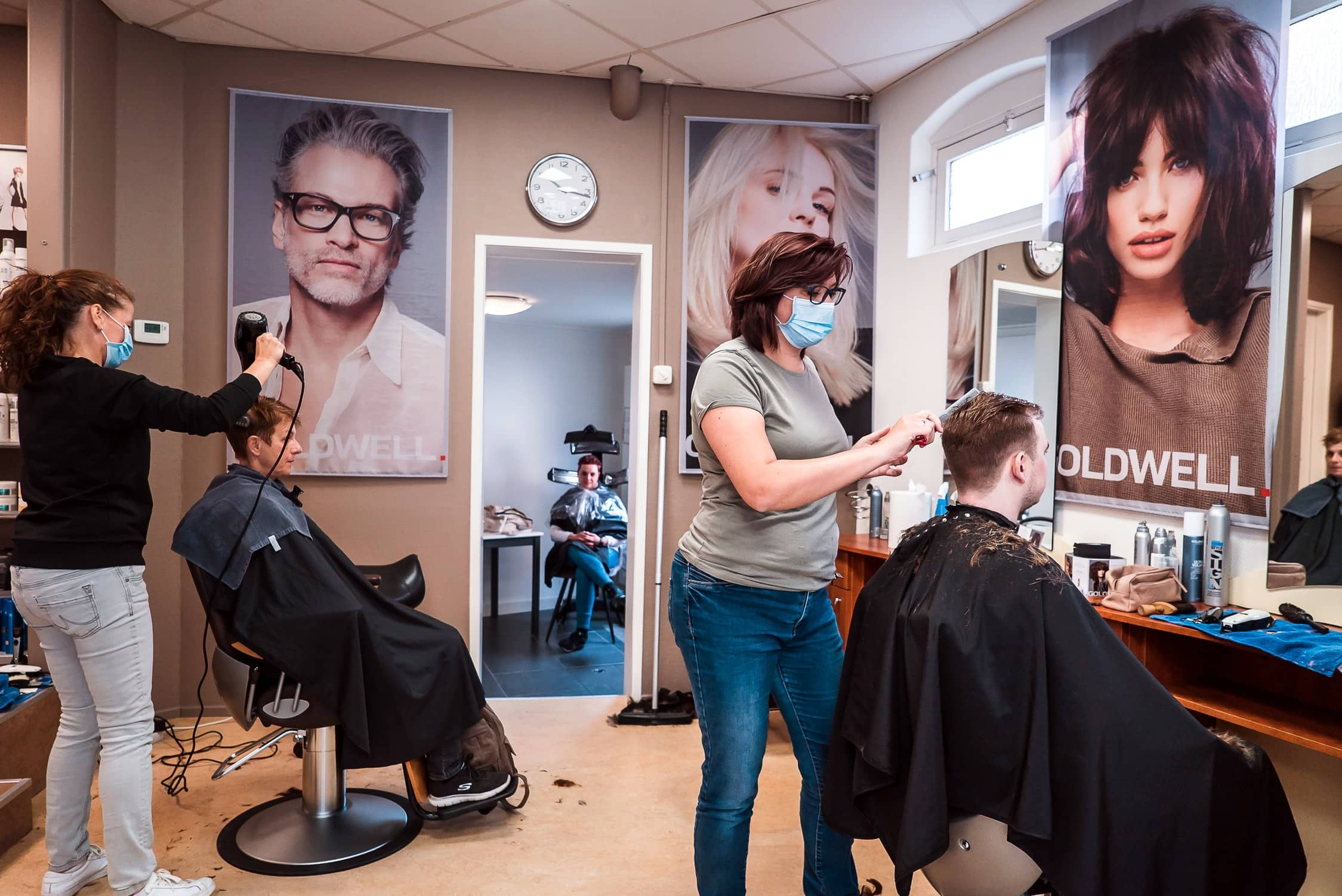 Rose Hadley Hair and Beauty Recruitment London - Salon Face Masks